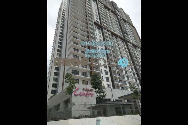 For Rent Condominium at Glomac Centro, Bandar Utama Freehold Semi Furnished 3R/3B 2k