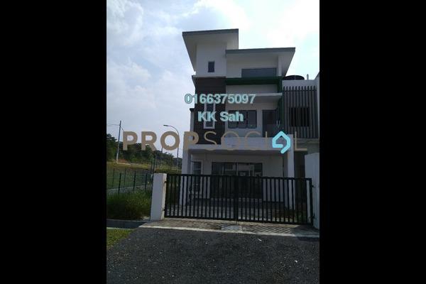 For Sale Superlink at Seksyen 4, Bandar Baru Bangi Freehold Unfurnished 5R/4B 573k