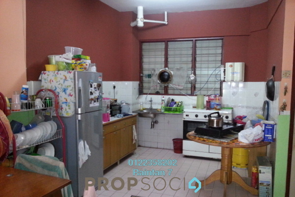 For Sale Condominium at Petaling Indah, Sungai Besi Freehold Unfurnished 2R/2B 278k