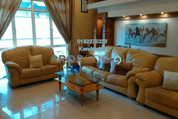 For Sale Semi-Detached at Sri Suria, Bukit Rimau Freehold Fully Furnished 6R/5B 2.28m