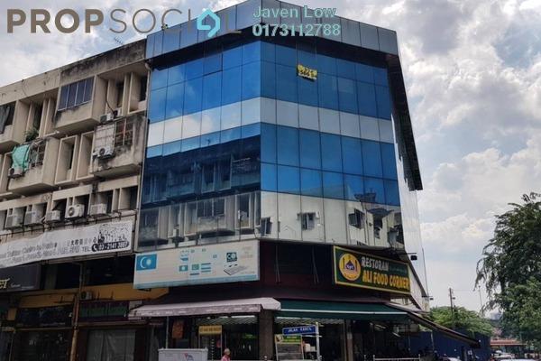 For Rent Office at Jalan Pudu, Pudu Freehold Semi Furnished 0R/4B 20k