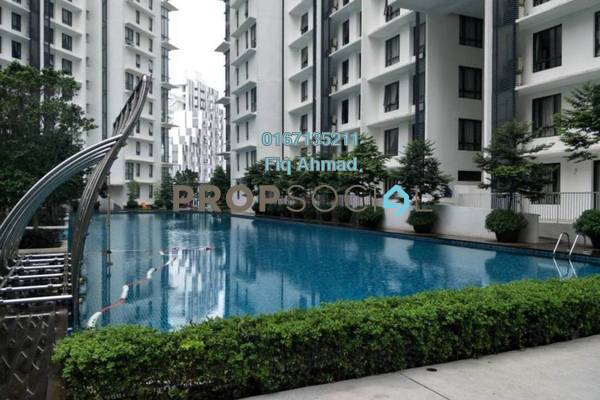 For Sale Condominium at Solstice @ Pan'gaea, Cyberjaya Freehold Fully Furnished 1R/1B 340k