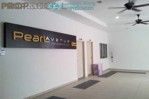 For Rent Condominium at Pearl Avenue, Kajang Freehold Semi Furnished 3R/2B 1.4k