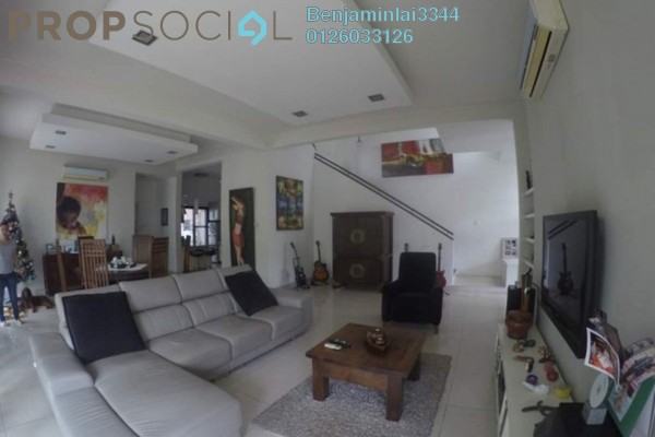 For Sale Semi-Detached at Valencia Apartment, Shah Alam Freehold Semi Furnished 5R/5B 2.8m
