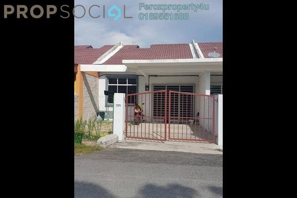 For Sale Terrace at Taman Seri Bertam, Melaka Freehold Unfurnished 3R/2B 220k