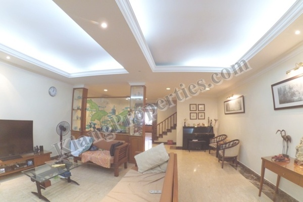 For Sale Terrace at Taman Bayu Perdana, Klang Freehold Fully Furnished 4R/5B 750k