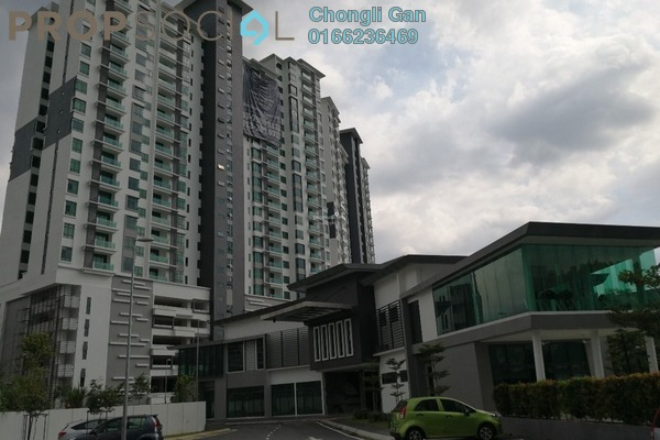 For Rent Condominium at The Vyne, Sungai Besi Freehold Semi Furnished 2R/2B 1.2k