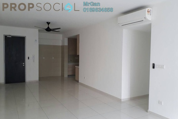 For Rent Condominium at Midfields, Sungai Besi Freehold Semi Furnished 3R/2B 1.5k