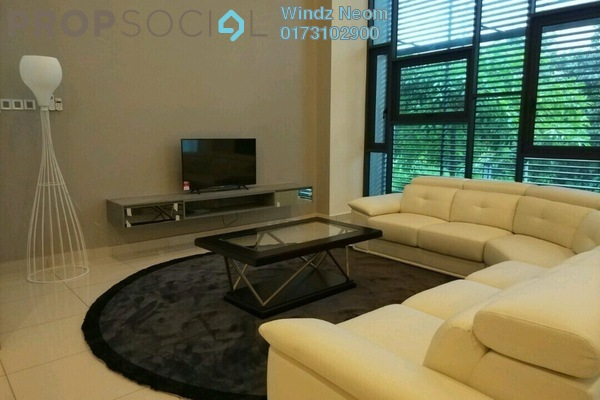 For Sale Villa at Laman Vila, Segambut Freehold Fully Furnished 6R/7B 4.3m