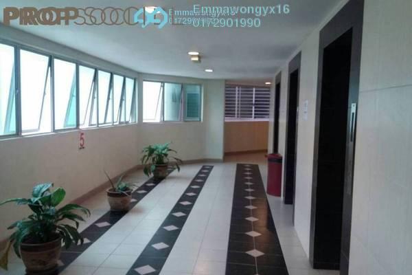 For Rent Condominium at Villa Makmur, Dutamas Freehold Unfurnished 3R/2B 1.45k