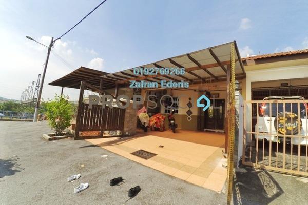 For Sale Terrace at Taman Mawar, Bandar Baru Salak Tinggi Leasehold Semi Furnished 3R/2B 360k
