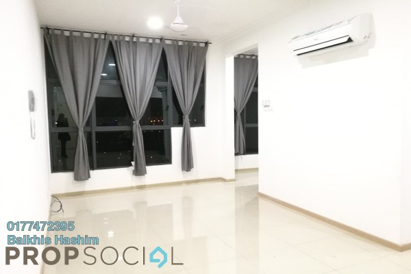 For Sale Condominium at Vista Alam, Shah Alam Freehold Semi Furnished 2R/2B 490.0千