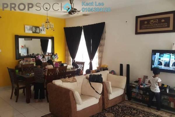 For Sale Terrace at Taman Aman Perdana, Meru Freehold Unfurnished 4R/3B 738k
