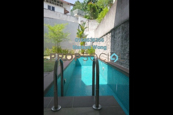 For Sale Semi-Detached at Ampang 12, Ampang Freehold Fully Furnished 4R/7B 2.1m