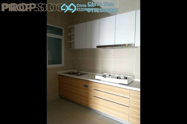 For Rent Condominium at V-Residensi 2, Shah Alam Freehold Semi Furnished 2R/2B 1.5k