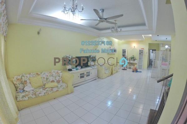 For Sale Terrace at Subang Bestari, Subang Leasehold Semi Furnished 4R/3B 700k