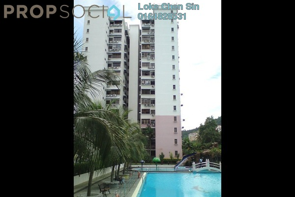 For Rent Condominium at Pearl Garden, Sungai Ara Freehold Fully Furnished 3R/2B 1.26k