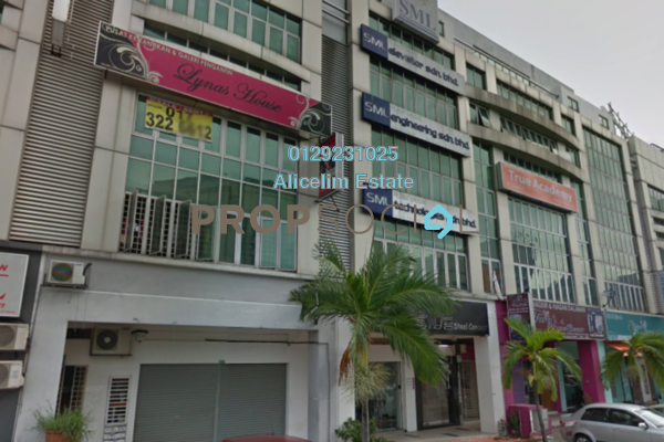 For Rent Shop at IOI Business Park, Bandar Puchong Jaya Freehold Unfurnished 0R/2B 5k