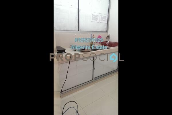For Sale Condominium at Silk Residence, Bandar Tun Hussein Onn Freehold Semi Furnished 3R/2B 380k