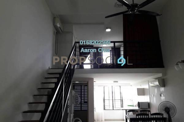 For Rent Duplex at Subang SoHo, Subang Jaya Freehold Fully Furnished 1R/1B 1.7k