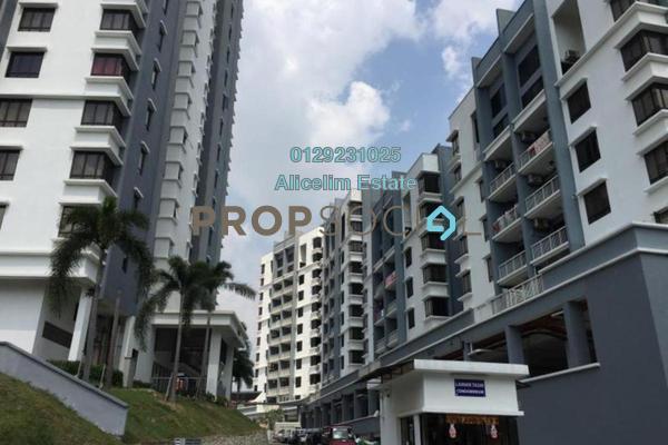 For Sale Condominium at Villa Laman Tasik, Bandar Sri Permaisuri Freehold Unfurnished 3R/3B 620k
