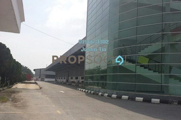 For Rent Factory at Kampung Telok Gong , Port Klang Freehold Semi Furnished 0R/0B 178k