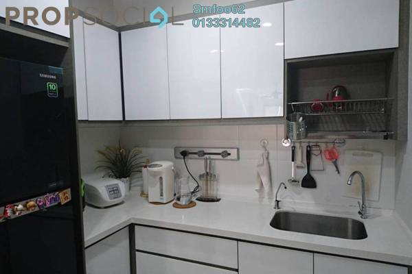 For Sale Condominium at 222 Residency, Setapak Freehold Semi Furnished 3R/2B 580k