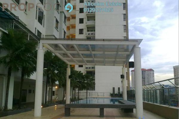 For Sale Serviced Residence at Pelangi Damansara Sentral, Mutiara Damansara Freehold Unfurnished 2R/2B 440k
