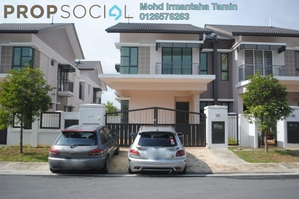For Sale Semi-Detached at Periwinkle, Bandar Rimbayu Freehold Unfurnished 5R/5B 1m