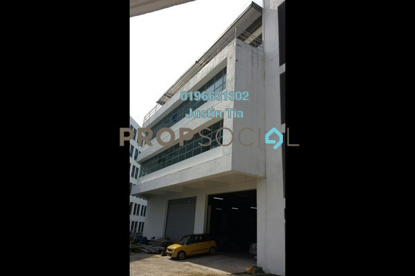 For Sale Factory at Section 51A, Petaling Jaya Leasehold Semi Furnished 0R/0B 24m