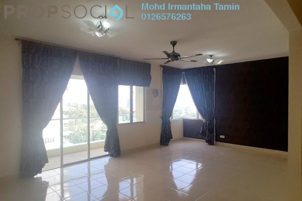 For Sale Condominium at Platinum Hill PV8, Setapak Freehold Semi Furnished 4R/2B 645k