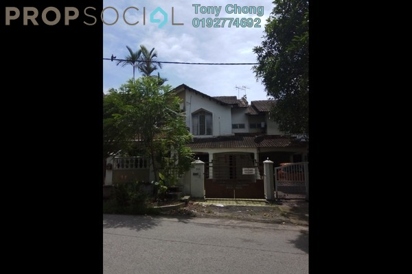 For Sale Terrace at Taman Sri Bahagia, Cheras South Freehold Unfurnished 4R/2B 550.0千
