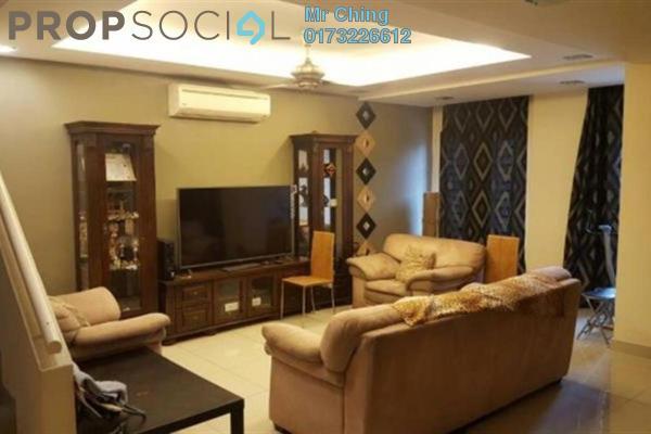 For Sale Terrace at USJ 9, UEP Subang Jaya Freehold Semi Furnished 4R/4B 920k