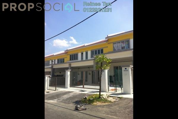 For Rent Terrace at Bandar Rinching, Semenyih Freehold Semi Furnished 3R/3B 1.5k