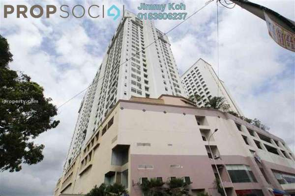 For Sale Condominium at Pearl Point Condominium, Old Klang Road Freehold Unfurnished 3R/2B 415k