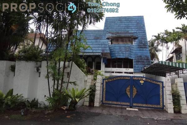 For Sale Bungalow at Taman Bukit Damansara, Damansara Heights Freehold Semi Furnished 7R/6B 5.2m