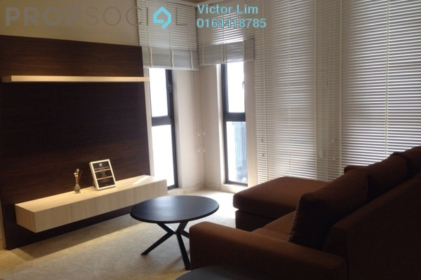 For Sale Condominium at Icon Residence (Mont Kiara), Dutamas Freehold Fully Furnished 2R/2B 1.35m