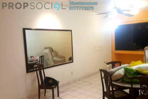 For Sale Apartment at SD Apartments, Bandar Sri Damansara Freehold Semi Furnished 3R/2B 280k