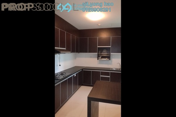 For Rent Terrace at Aqua Villa, Shah Alam Freehold Semi Furnished 3R/4B 2.6k