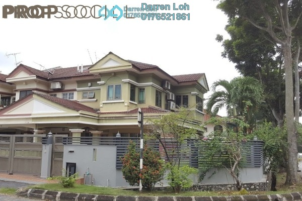 For Rent Terrace at Puteri 7, Bandar Puteri Puchong Freehold Fully Furnished 5R/4B 2.6k