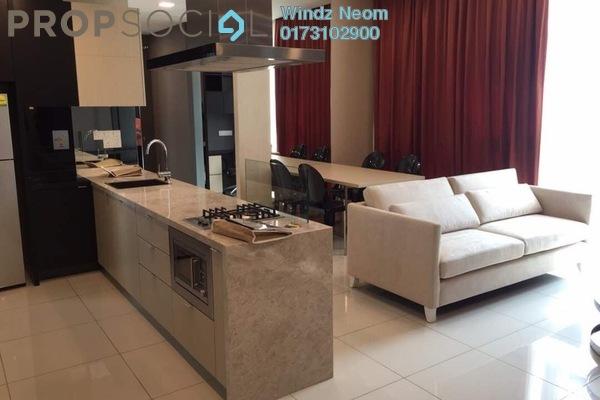 For Sale Condominium at Uptown Residences, Damansara Utama Freehold Fully Furnished 2R/2B 1.28m