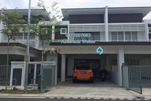 For Sale Terrace at Azalea, Nilai Impian Freehold Fully Furnished 4R/4B 460k