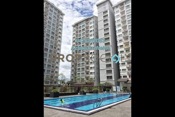 For Sale Apartment at Banjaria Court, Batu Caves Freehold Unfurnished 3R/2B 390k
