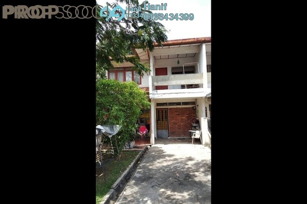 For Sale Terrace at Section 11, Shah Alam Leasehold Semi Furnished 4R/3B 565k