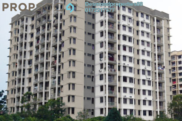 For Rent Condominium at Cyberia SmartHomes, Cyberjaya Freehold Fully Furnished 3R/2B 1.1k