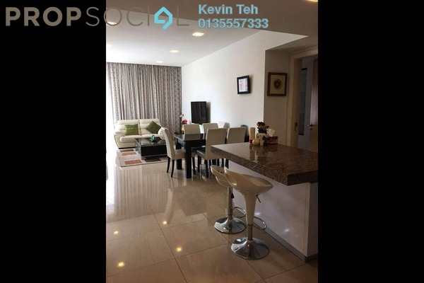 For Rent Condominium at Lumina Kiara, Mont Kiara Freehold Fully Furnished 3R/3B 5.5k