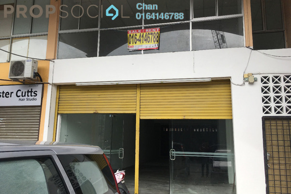 For Rent Shop at Fortune Court, Farlim Freehold Unfurnished 0R/0B 2.5k