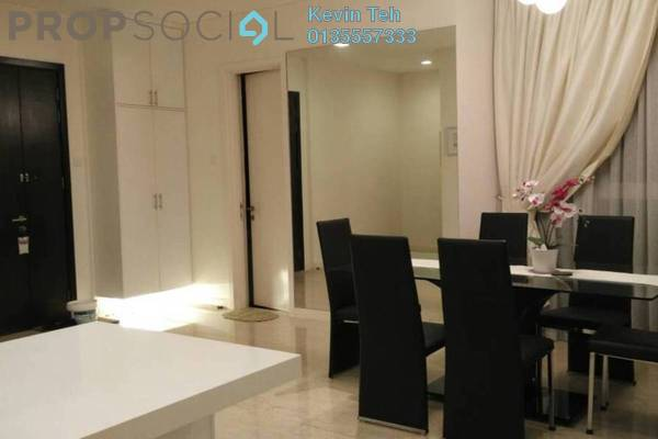 For Rent Condominium at Idaman Residence, KLCC Freehold Fully Furnished 3R/2B 5.5k