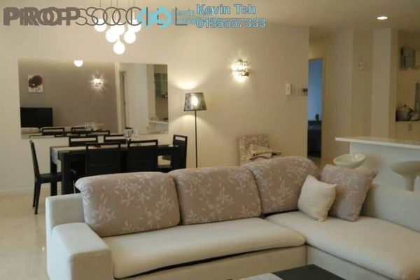 For Sale Condominium at Idaman Residence, KLCC Freehold Fully Furnished 2R/2B 2.01m