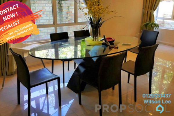 For Rent Terrace at Adiva, Desa ParkCity Freehold Fully Furnished 3R/3B 4.8k